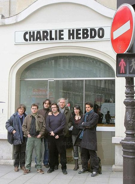 Charlie_photo de groupe
