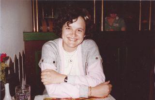 Gilda Bruxelles juillet 1985