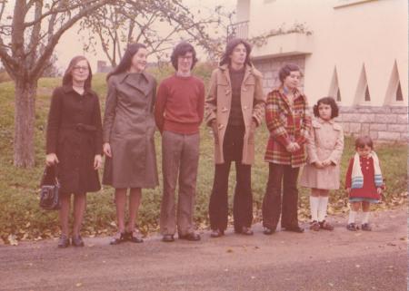 20 ans Anne - 1972